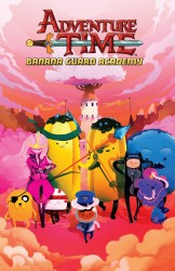 Adventure Time - Banana Guard Academy