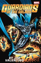 Guardians of the Galaxy By Jim Valentino Vol.3