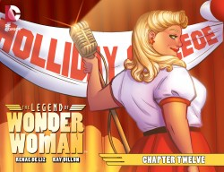 The Legend of Wonder Woman #12