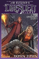 The Dresden Files - Down Town (Volume 1) TPB