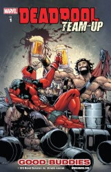 Deadpool Team-Up Vol.1 - Good Buddies