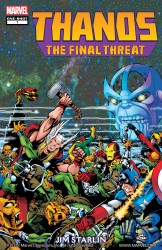 Thanos - The Final Threat