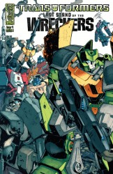 Transformers - Last Stand of the Wreckers Collected Edition