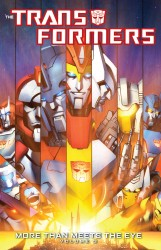 Transformers - More Than Meets the Eye Vol.3
