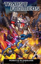 Transformers - Robots In Disguise Vol.4