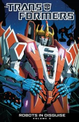 Transformers - Robots In Disguise Vol.5