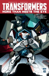The Transformers - More Than Meets the Eye #49