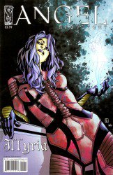 Angel Spotlight: Illyria