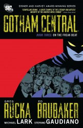 Gotham Central - Book 3 - On the Freak Beat