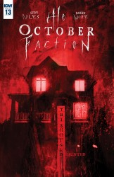 October Faction #13