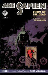 Abe Sapien: Drums of the Dead #1-4 Complete
