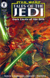 Star Wars: Tales of the Jedi – Dark Lords of the Sith #1-6 Complete