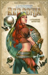 Legenderry - Red Sonja Vol.1 (TPB)