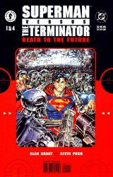 Superman vs. the Terminator #1-4 Complete
