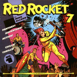 Red Rocket 7 #1-7 Complete