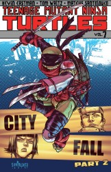 Teenage Mutant Ninja Turtles Vol.7 - City Fall, Part 2