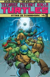 Teenage Mutant Ninja Turtles Vol.11 - Attack On Technodrome