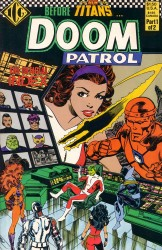 Official Doom Patrol Index (1-2 series) Complete » Download