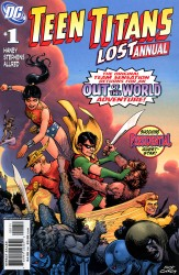 Teen Titans Lost Annual #1