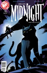 Hero Cats - Midnight Over Stellar City #3