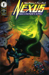 Nexus: Executioner's Song #1-4 Complete