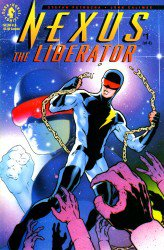 Nexus: The Liberator #1-4 Complete