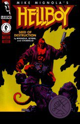 Hellboy: Seed of Destruction #1-4 Complete
