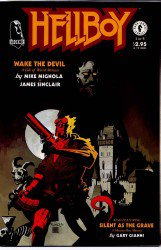 Hellboy: Wake the Devil #1-5 Complete