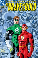 Flash & Green Lantern - The Brave and the Bold (1-6 series) Complete