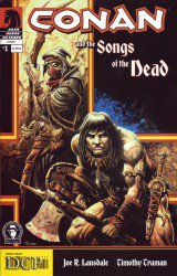 Conan and the Songs of the Dead #1-5 Complete