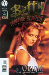 Buffy the Vampire Slayer: The Origin #1-3 Complete