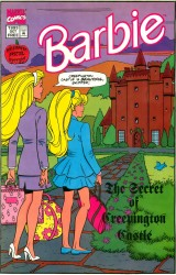 Barbie Halloween Special #1-2