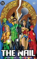 Justice League of America - The Nail #01-03