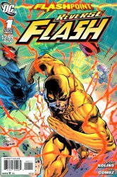 Flashpoint - Reverse Flash
