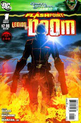 Flashpoint - Legion of Doom #1-3 Complete