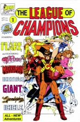League Of Champions #1-15