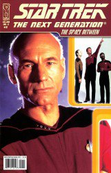 Star Trek: The Next Generation: The Space Between #1-6 Complete