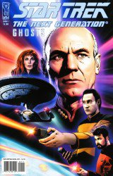 Star Trek: The Next Generation: Ghosts #1-5 Complete