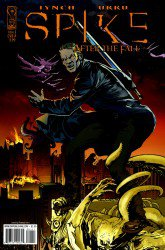 Spike: After the Fall #1-4 Complete