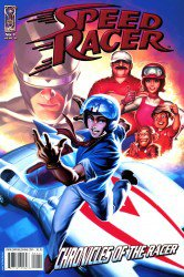 Speed Racer: Chronicles of the Racer #1-4 Complete