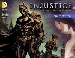 Injustice - Gods Among Us - Year Five #10