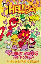 Itty Bitty Hellboy – The Search for the Were - Jaguar! #4