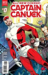 All New Classic Captain Canuck #00