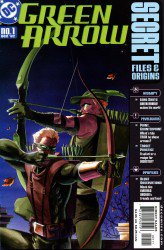 Green Arrow Secret Files and Origins