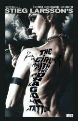 The Girl with the Dragon Tattoo #1-2 Complete
