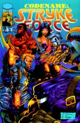 Codename Strykeforce #00-14