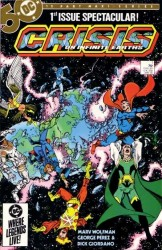 Crisis on Infinite Earths #1-12