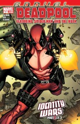 Deadpool Annual 2011