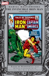 Iron Man Masterworks Vol.3