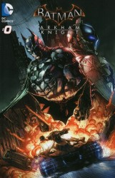 Batman - Arkham Knight #00